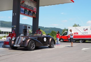 "AVIA again supports ""Vitosha Classic Rally"""