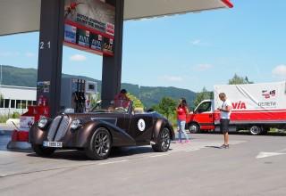 """AVIA again supports """"Vitosha Classic Rally"""""""